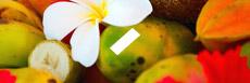 E-liquide saveur tropical
