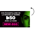 Echantillons D'50