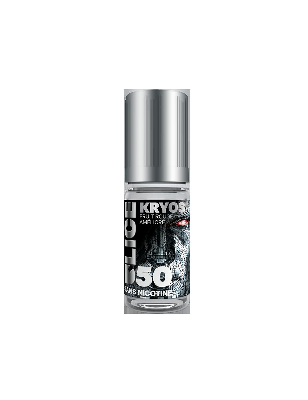 E liquide Kryos D50