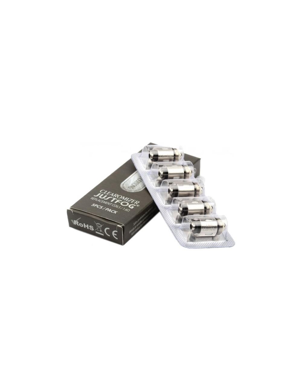 Résistance Q16 Pro 1,6 ohms