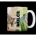 Mug Bubble-Gum Fruits & Cactus