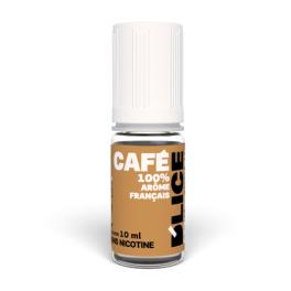 E liquide DLICE Café