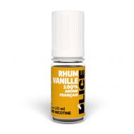 Rhum vanille