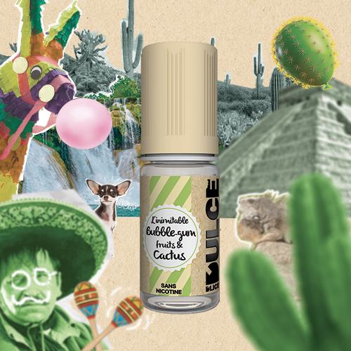 L'inimitable Bubble-Gum Fruits & Cactus DULCE