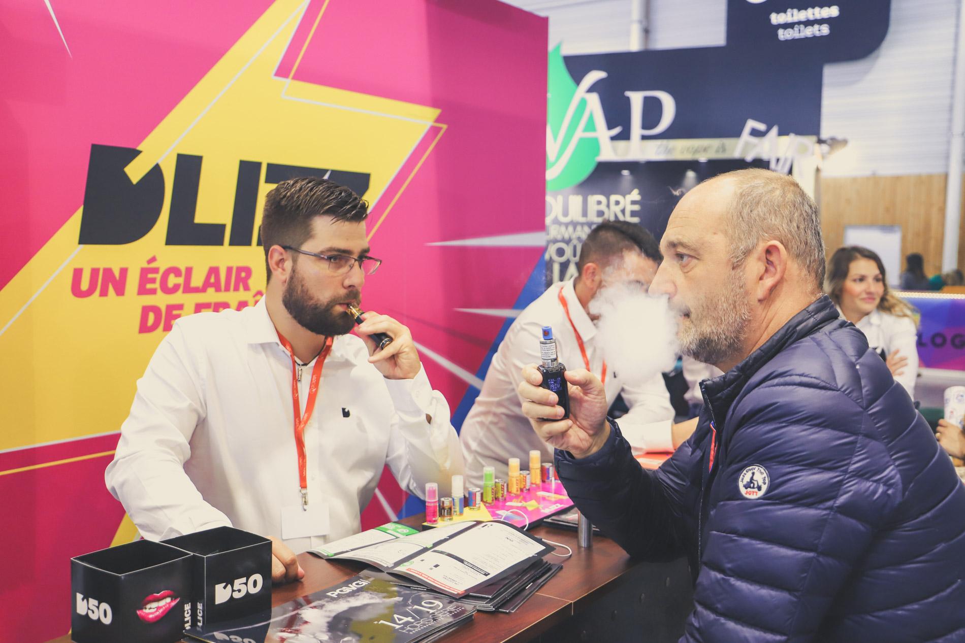 DLICE et We Smoke en dégustation