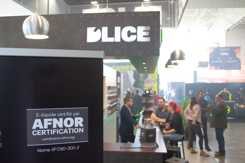 AFNOR Certification D'LICE