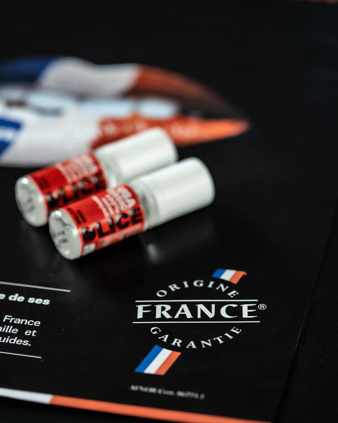 D'LICE est labellisée Origine France Garantie