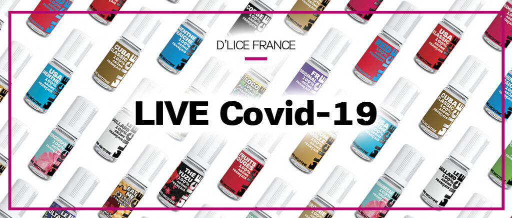 COVID-19 / D'LICE : Les informations en direct